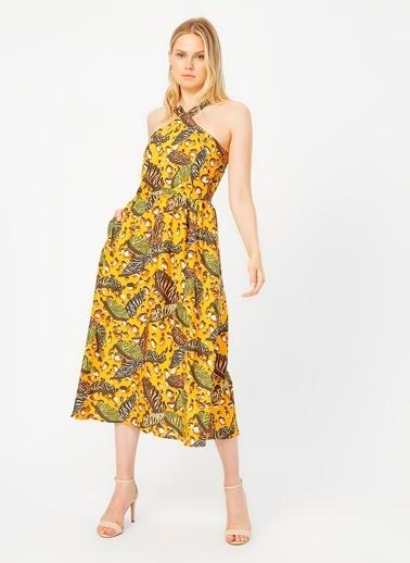 Random Elbise Hardal